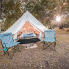 Glamping at Folsom Lake Site #1