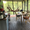 Eclectic Cabin in a Fruit Forest