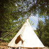 Farmstay - Four Winds Tipi