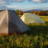 Tent sites at Sandiwood Farm