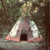 Rustic Tipi Experience open May 1