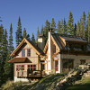 Off Grid Home with mountain views