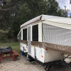 POP UP TRAILER sleeps 5-6