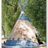 #5 Many Lakes Native Tipi