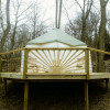 Yurt/Yome in the Village