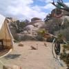 Boulder Gardens 18 foot Bell Tent
