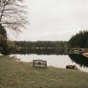 Woods & Lake  Retreat Tent Camping