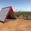 A-Frame Red