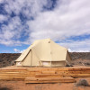 NAVAOLAND BELL TENT SUITE GLAMPING