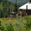 Old Baldy Back-Country Yurt
