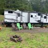 North Umpqua Trail Camper