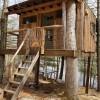 Lakefront Treehouse  Paradise