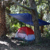 Tent Camp at Permaculture Farm