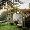 The Lost Yurt, Coastal Seclusion