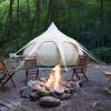 POV Lake Resort - Glamping Yurt 1