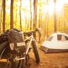 POV Lake Resort - Tent Campsite 9