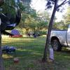 Boulderdash Tent Site #6