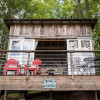 116 Acres- Cowgirl Glamping Cabin