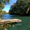 Private River- Kayaks & Bathhouse!
