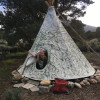 Great Basin Tipi Camp