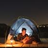 A Tent Platform: 1