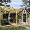 Rustic Primitive Tiny House Cabin