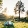 Medicine Man land campsite