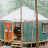 Mountain Brook Yurt Off The Grid