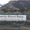 Hiawatha Hideout Ranch!