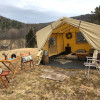 Loafer's Glory Glamping Tent
