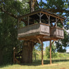 Tree House in the Valley