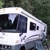 Private RV site on 10 acres