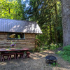 The Glamping Cabin at Nature Camp