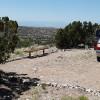 Primitive Camping near Madrid
