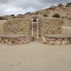 Boulder Gardens Ancient Fire Pit.