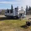 RV site with all the amenities