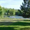 Trailer camping at Bear River Falls