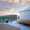 Yurt Overlook #7 (2 King Beds)