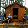 Glamping Cabin at Plenty Star Ranch