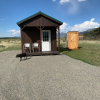 NEW-Farm Cabin near Yellowstone