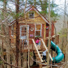 TreeHouse PlayLand with Slide!