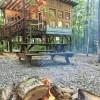 Glamping at Deer Camp