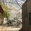 Eclectic Beach Greenhouse