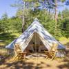 Bell Tent Glamping | Mount Laguna