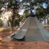 Ti Pi Tent on Sierra Hilltop