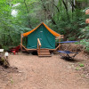 #10 Mini Glamping Safari Tent Creek