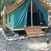 #11 Platform Safari Tent Camping