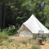 Bell Tent Creek Side Camping