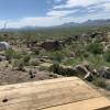 High view campsite @Tres Arroyos