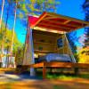 Senoia Tiny A Frame Cottage